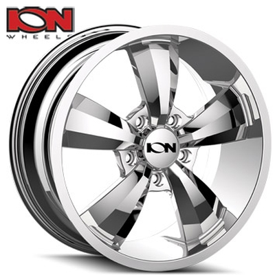 ION Wheels 102 PVD Chrome Sprinter