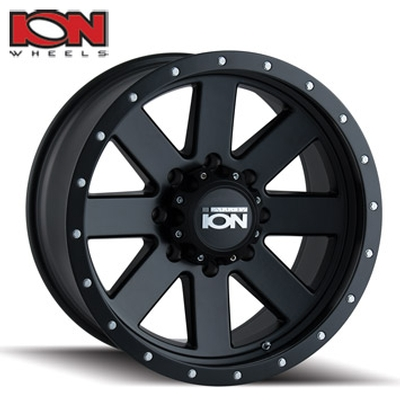 ION Wheels 134 Matte Black