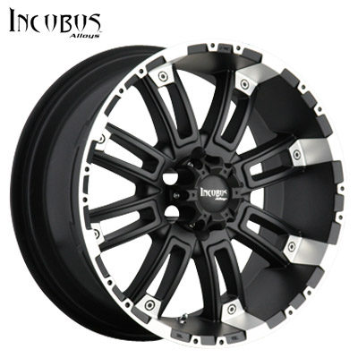 Incubus 816 Crusher Flat Blk Machined