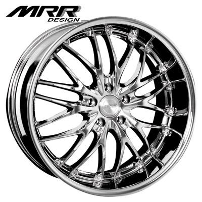 MRR Design GT1 Chrome