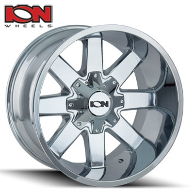 ION Wheels 141 Chrome