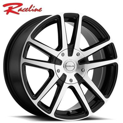 Raceline 145M Encore Machined Black