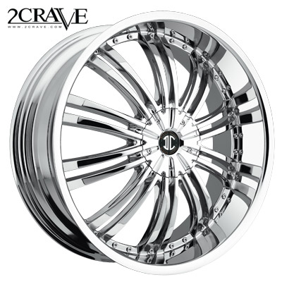 2 Crave No.01 Chrome