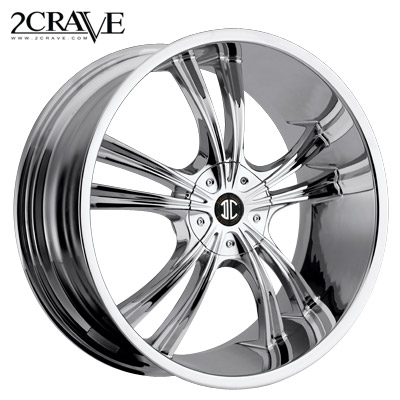 2 Crave No.02 Chrome