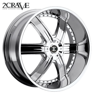 2 Crave No.04 Chrome