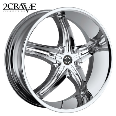 2 Crave No.05 Chrome