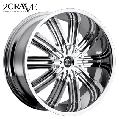 2 Crave No.07 Chrome