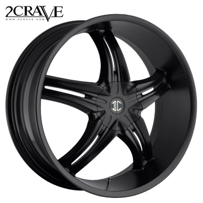 2 Crave No.05 Satin Black