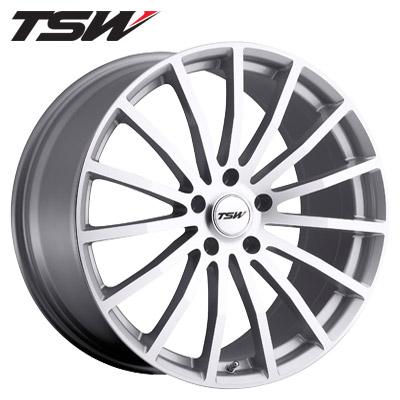 TSW Mallory Silver