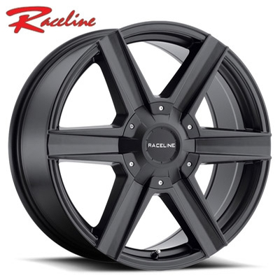 Raceline 157B Phantom Gloss Black