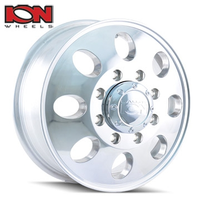 ION Wheels 167 Dually Front Polished