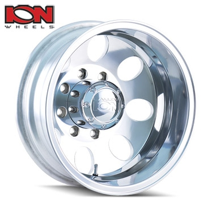ION Wheels 167 Dually Rear Polished