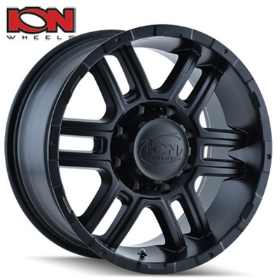 ION Wheels 179 Matte Black