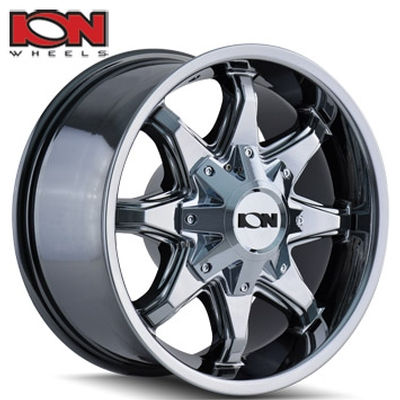 ION Wheels 181 PVD Chrome