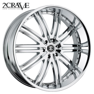 2 Crave No.11 Chrome