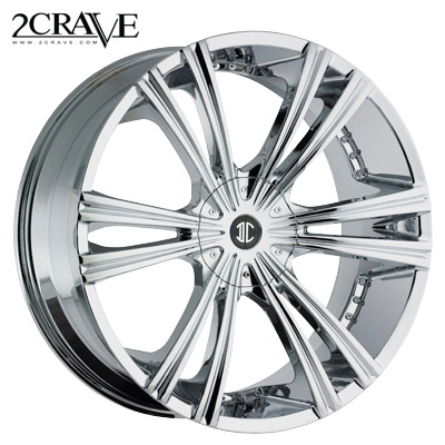 2 Crave No.12 Chrome