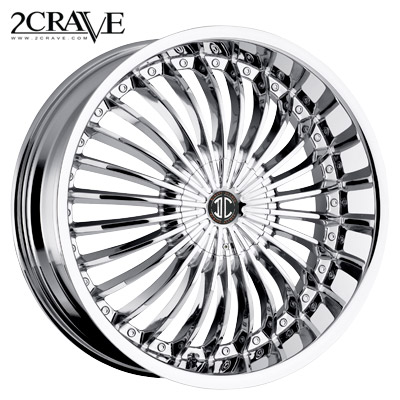 2 Crave No.13 Chrome