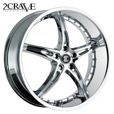 2 Crave No.14 Chrome