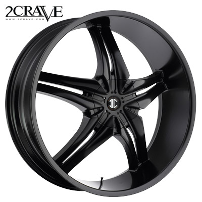 2 Crave No.15 Satin Blk