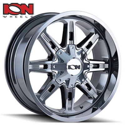 ION Wheels 184 PVD Chrome