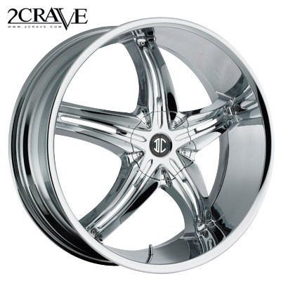 2 Crave No.15 Chrome