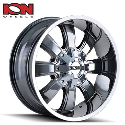 ION Wheels 189 PVD Chrome