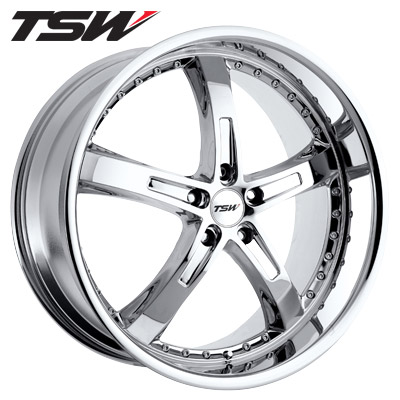 TSW Jarama Chrome