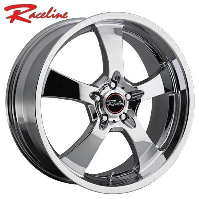 Raceline 135 Maxim 5 Chrome