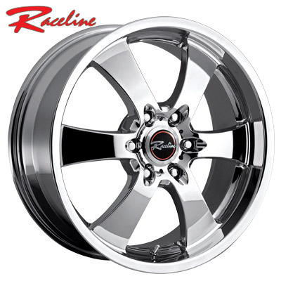 Raceline 136 Maxim 6 Chrome