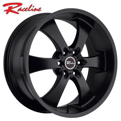 Raceline 138-B Maxim 6 Black