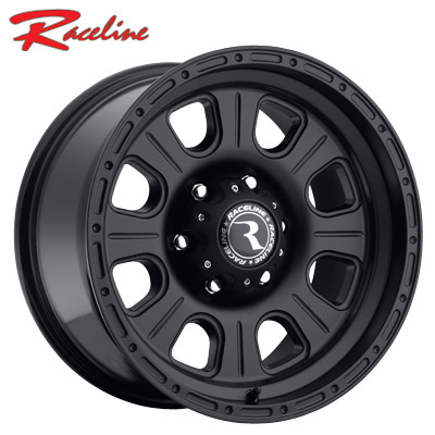 Raceline 893-B Monster Black