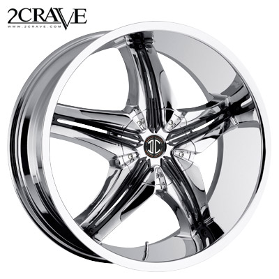 2 Crave No.15 Chrome Attach B