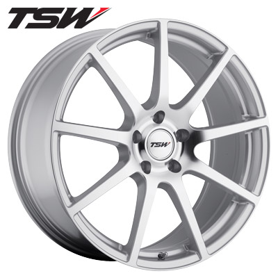 TSW Interlagos RF Silver