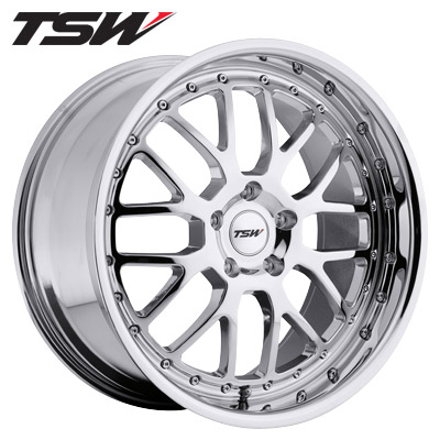 TSW Valencia Chrome