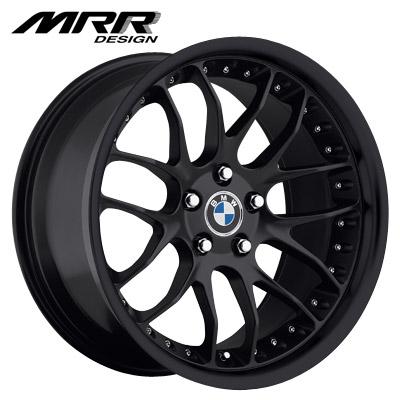 MRR Design GT7 Matte Black