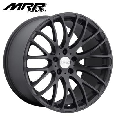 MRR Design HR06 Matte Black
