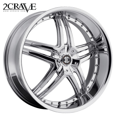 2 Crave No.17 Chrome