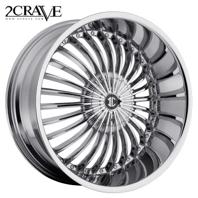 2 Crave No.19 Chrome