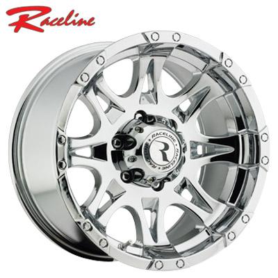 Raceline 983 Raptor Chrome
