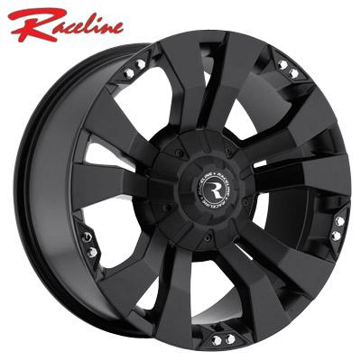Raceline 901 Rampage Black