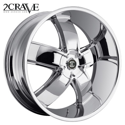 2 Crave No.18 Chrome