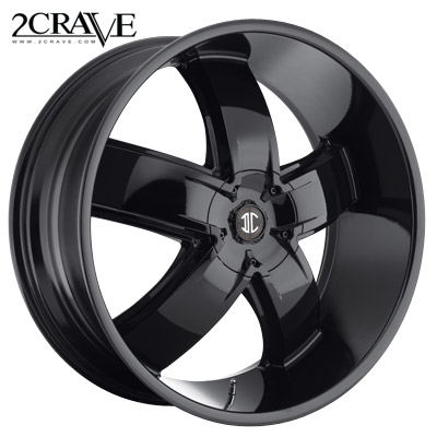 2 Crave No.18 Gloss Black