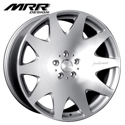 MRR Design HR03 Silver