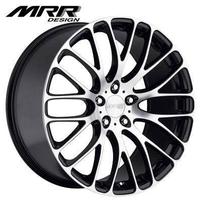 MRR Design HR06 Machined w/Black