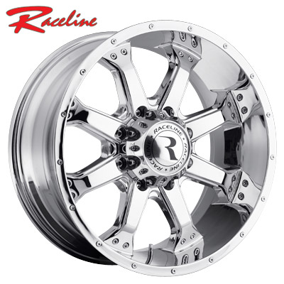 Raceline 991C Assault Chrome