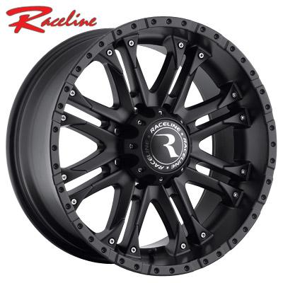 Raceline 996B Octane HD Black