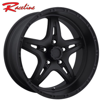 Raceline 875 Renegade 5 Black