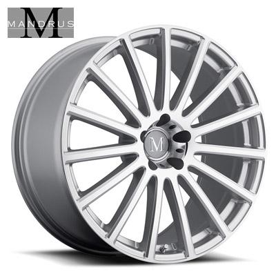 Mandrus Rotec RF Silver