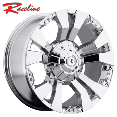 Raceline 901C Rampage Chrome