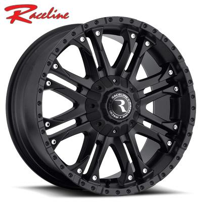 Raceline 995B Octane Black